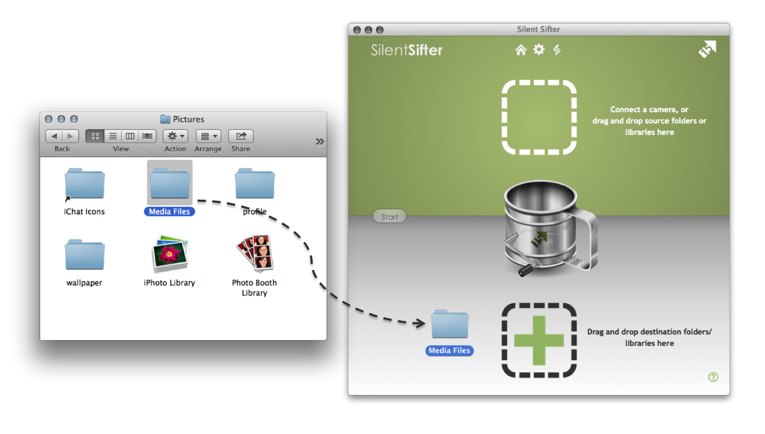 Vector 15 – Silent Sifter User Guide